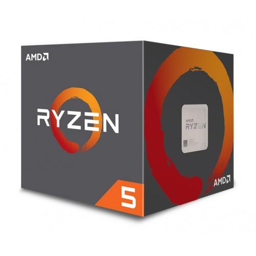 AMD CPU Ryzen 5 1500X, 3.5GHz, AM4, 18MB, Wraith Spire cooler