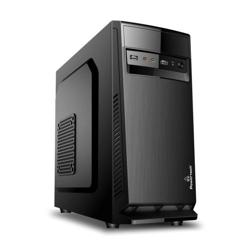 POWERTECH PC Case PT-770, USB 3.0, με PSU 500W