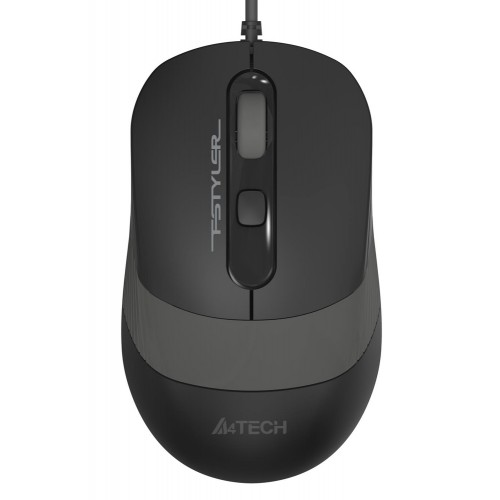A4TECH ενσύρματο ποντίκι FM10 Fstyler series, 1600DPI, 4 πλήκτρα, μαύρο