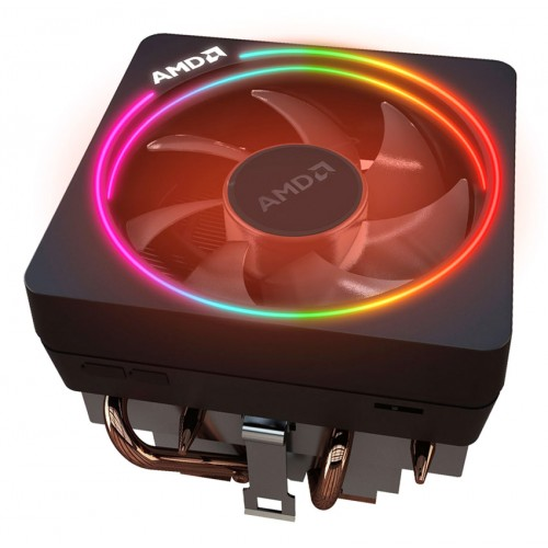 AMD CPU Ryzen 7 2700X, 3.7GHz, 8 Cores, AM4, 20MB, Wraith Prism RGB LED