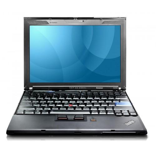 LENOVO Laptop X200, P8600, 4GB, 320GB HDD, 12.1