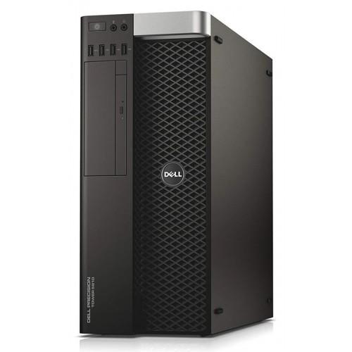 DELL PC 5810 Tower, E5-1607 V3, 32GB, 4x 500GB, DVD, Win 10 Pro, FR