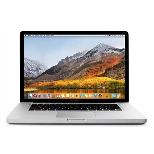 APPLE Laptop MacBook Pro 15, i7, 8/250GB SSD, 15.4