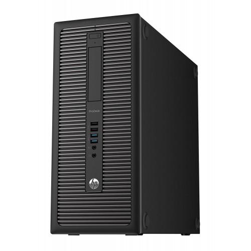 HP PC 600 G1 Tower, i5-4430, 8GB, 500GB HDD, DVD, REF SQR