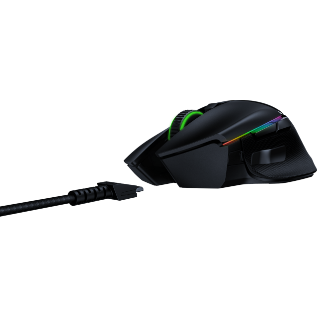 Razer BASILISK ULTIMATE - Wireless & Wired Optical Chroma Gaming Mouse - Without Dock