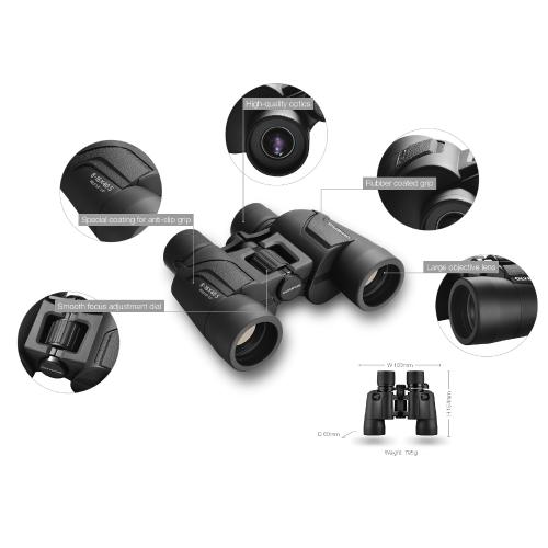 Olympus Binoculars 8-16x40 S incl. Case & Strap