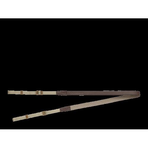 Olympus CSS-S115L Leather Shoulder Strap Brown - for PEN/OM-D cameras