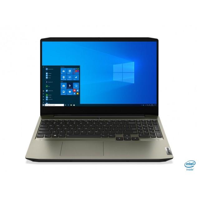 LENOVO Laptop IdeaPad Creator 5 15.6'' FHD IPS 144Hz/ i5-10300H/16GB/512GB SSD/NVidia GeForce GTX 1650 Ti 4GB/Win 10 Home/2Y CAR/Dark Moss