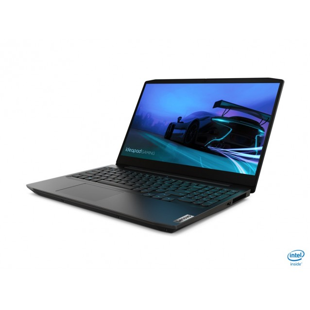 LENOVO Laptop IdeaPad Gaming 3 15.6'' FHD IPS/i5-10300H/8GB/512GB/NVidia GeForce GTX 1650 Ti 4GB Graphics/W10 Home/Onyx Black