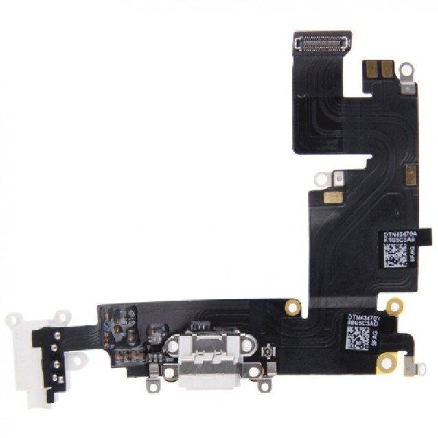 Θύρα φόρτισης (charge connector) με flex καλώδιο για iPhone 6 Plus