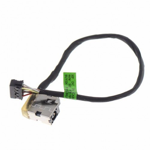 Βύσμα Τροφοδοσίας DC Power Jack Socket HP PAVILION 15-E 17-E  8 PIN